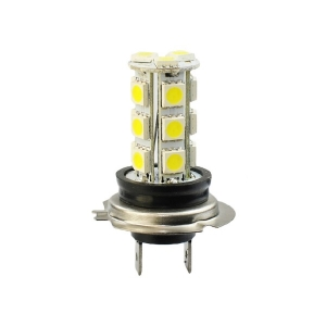 Λάμπα M-tech H7 12V 18xSMD5050 White LED